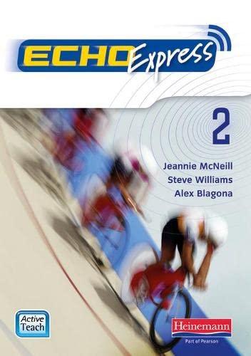 9780435048402: Echo Express 2 Active Teach CD-ROM