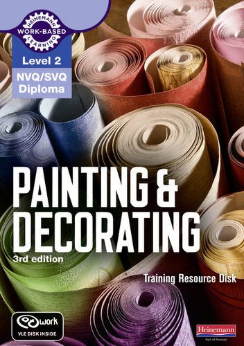 NVQ/SVQ Diploma Painting and Decorating Training Resource Disk: Level 2: Kevin Jarvis, Stephen...