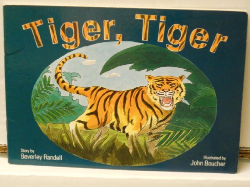 9780435049003: Tiger, Tiger (Rigby PM Collection: New PM Story Books)