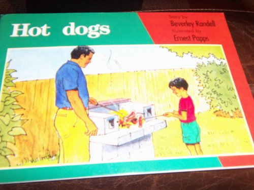 Hot Dogs (New PM Story Books, Red Level/City Kids): RIGBY