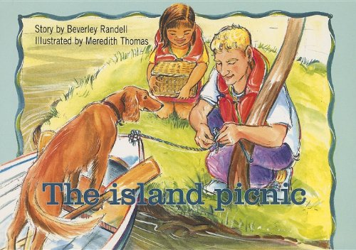 The Island Picnic (New PM Story Books): Randell, Beverley