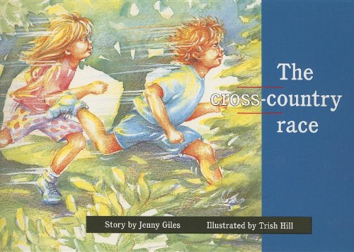 9780435049300: The Cross-Country Race (New PM Story Books)