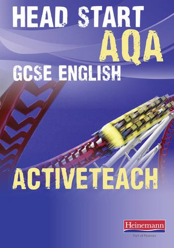 Head Start English for AQA Active Teach BBC Pack: Head Start AQA AT BBC Pack (Mixed media product):...