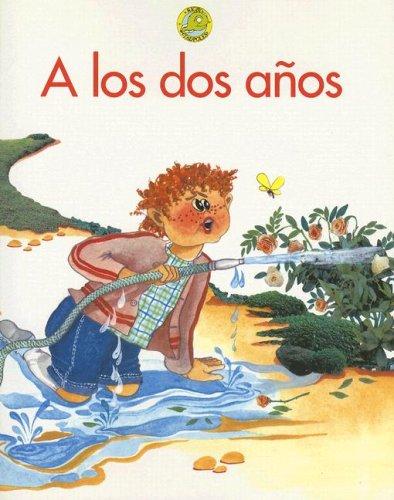 A Los Dos Anos (Rigby Tadpoles) (Spanish: Almada, Pat