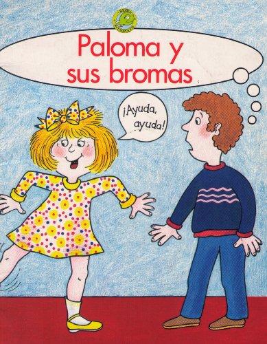 Paloma y Sus Bromas (Rigby Tadpoles) (Spanish: Almada, Pat