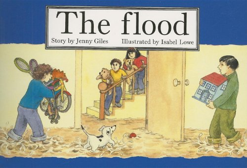 9780435066963: The Flood (New PM Story Books)