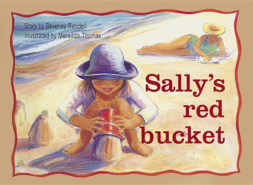 Sally's Red Bucket (New PM Story Books): Randell, Beverley