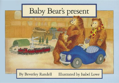 9780435067212: Baby Bear's Present (New PM Story Books)