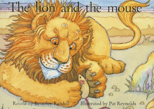 9780435067434: The Lion and the Mouse (New PM Story Books)