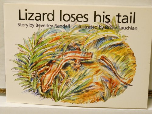 PM Red: Leveled Reader Lizard Loses His Tail (PM Story Books Red Level): RIGBY