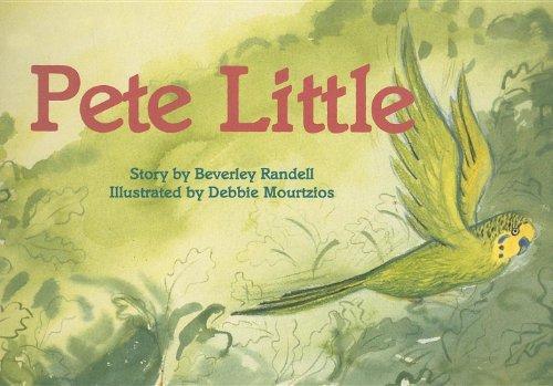 Pete Little (New PM Story Books): Randell, Beverley