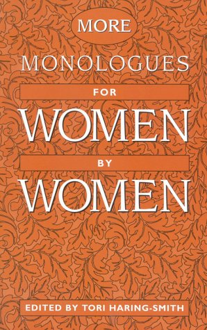 9780435070229: More Monologues for Women, by Women