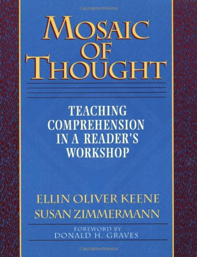 9780435072377: Mosaic of Thought: Teaching Comprehension in a Reader's Workshop