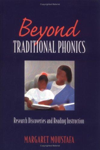 9780435072476: Beyond Traditional Phonics