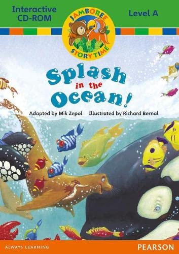 9780435073787: Jamboree Storytime Level A: Splash in the Ocean Interactive CD-ROM