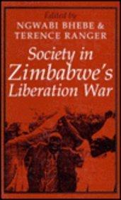 9780435074111: Society in Zimbabwe's Liberation War