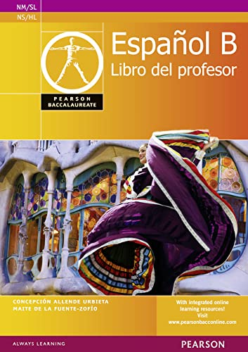 9780435074524: Pearson Baccalaureate Espanol B Teacher's Book for the IB Diploma (Pearson International Baccalaureate Diploma: International Editions)
