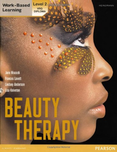 9780435074890: Level 2 Vrq Diploma Beauty Therapy Candidate Handbook. by Jane Hiscock ... [Et Al.] (S/NVQ Hairdressing for Levels 1 2 and 3)