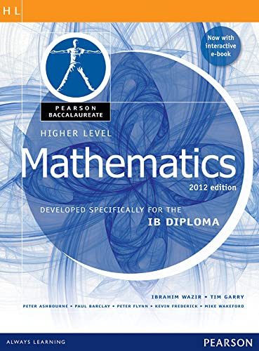 9780435074968: BACCALAUREATE HIGHER LEVEL MATH REV WITH ONLINE EDITION FOR IB DIPLOMA (Pearson Baccalaureate)