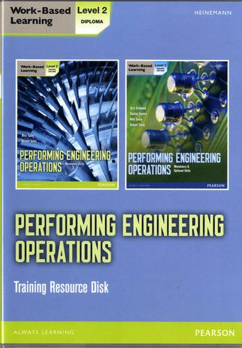 9780435075101: Performing Engineering Operations: Training Resource Disk Level 2