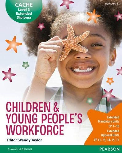 Children & Young People's Workforce. CACHE Level: Ms Kate Beith,