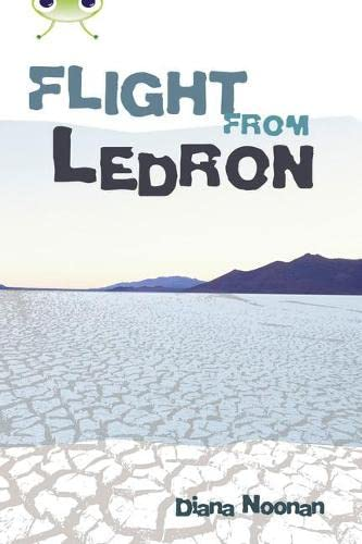 9780435076139: Flight from Ledron: Red (KS2) +/5a