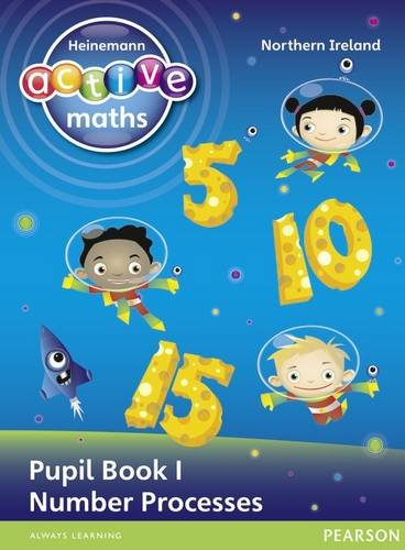 Heinemann Active Maths NI KS1 Exploring Number Pupil Book 8 Class Set (Paperback): Amy Sinclair