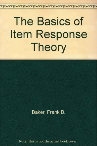 9780435080044: The Basics of Item Response Theory