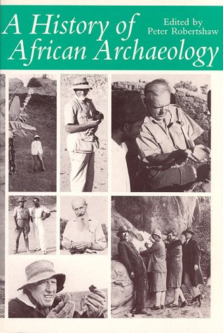 9780435080419: A HISTORY OF AFRICAN ARCHAELOGY