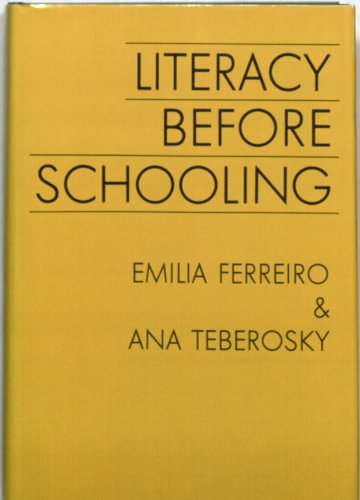 9780435082024: Literacy before schooling