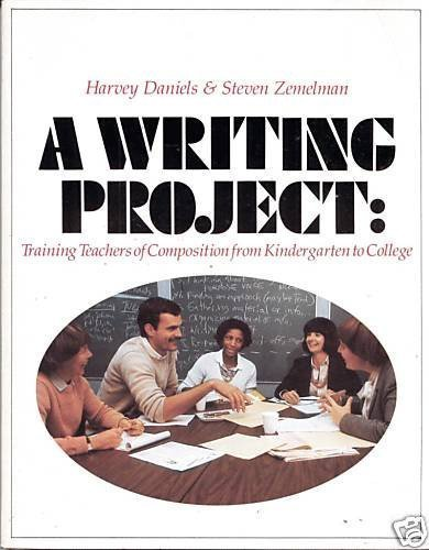 9780435082161: WRITING PROJECT