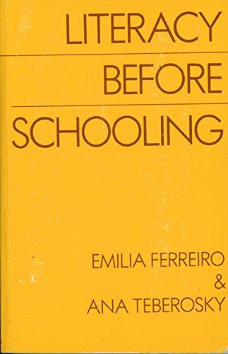 9780435082208: Literacy Before Schooling