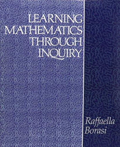 9780435083243: Learning Mathematics Through Inquiry (Heinemann/Cassell Language & Literacy S.)