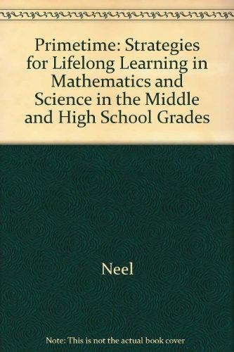 Primetime! : Strategies for Lifelong Learning in: Wendy Lim; Kanwal