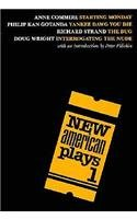 9780435086046: New American Plays One (New American Plays 1)