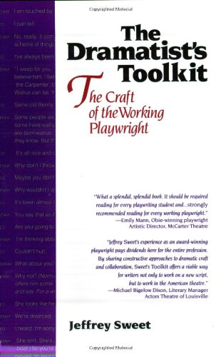 9780435086299: Dramatists Toolkit,The Craft of the Working Playwright