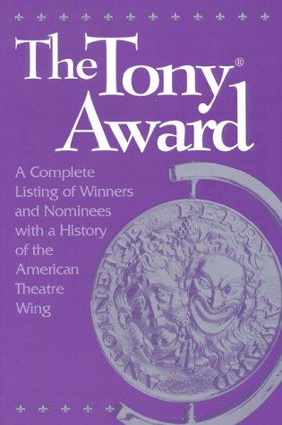 9780435086589: Tony Awards