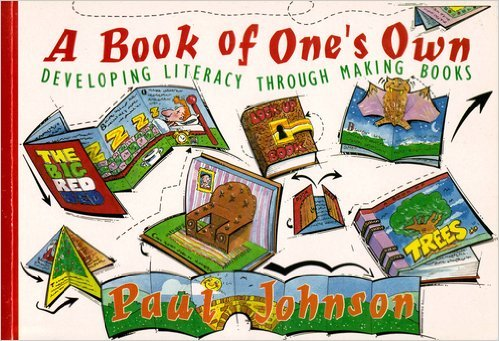 9780435087081: A BOOK OF ONE'S OWN: DEVELOPING LITERACY THROUGH MAKING BOOKS