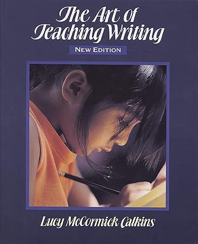 9780435088095: The Art of Teaching Writing