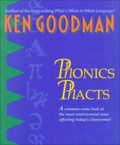 9780435088101: Phonics Phacts