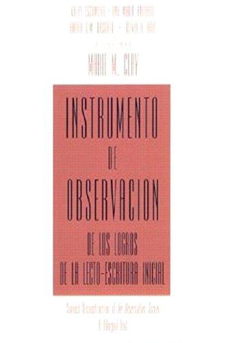9780435088583: Instrumento de Observacion de Los Logros de La Lecto-Escritura Inicial: Spanish Reconstruction of an Observation Survey a Bilingual Text