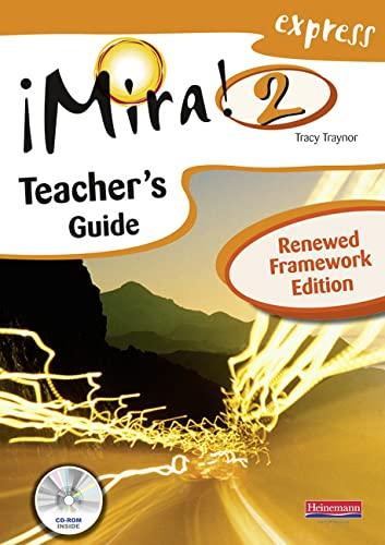 9780435088729: Mira Express 2 Teacher's Guide Renewed Framework Edition