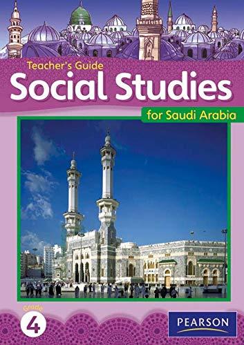 9780435089450: KSA Social Studies Teacher's Guide - Grade 4 (Social Studies for Saudi Arabia)