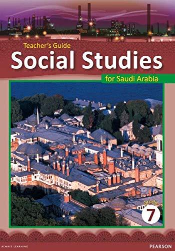KSA Social Studies Teacher's Guide - Grade 7 (Social Studies for Saudi Arabia) (043508948X) by Morrison, Karen; Paren, Elizabeth