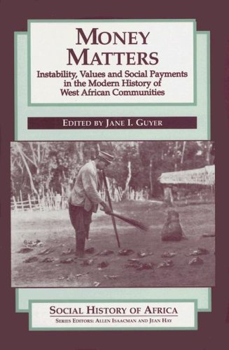 9780435089559: Money Matters (Social History of Africa)