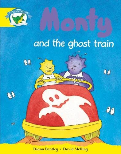 9780435090784: Literacy Edition Storyworlds Stage 2, Fantasy World, Monty and the Ghost Train