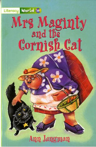 9780435093068: Literacy World Stage 3 Fiction: Mrs Maginty and the Cornish Cat (6 Pack) (Literacy World New Edition)
