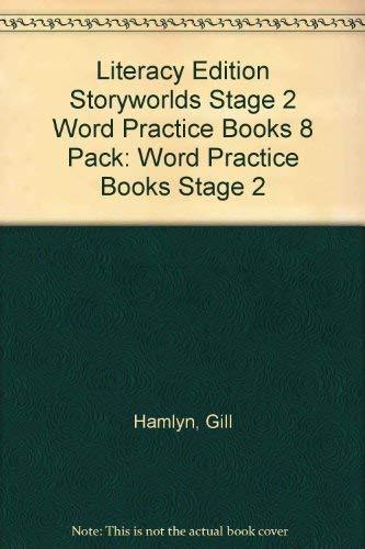 Storyworlds Word Practice Books: Stage 2 (Storyworlds) (9780435093822) by Gill Hamlyn; Paul Hamlyn