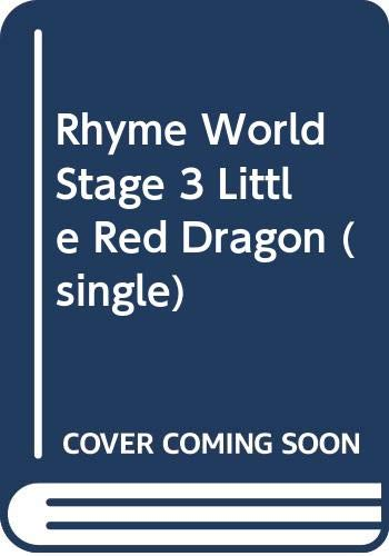 9780435095574: Little Red Dragon: Stage 3 (Rhyme world)