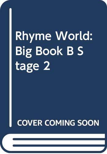 9780435096113: Rhyme World: Big Book B Stage 2